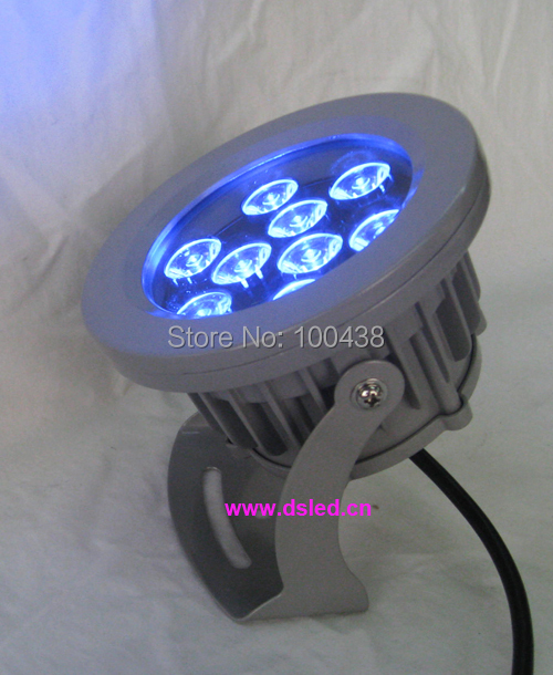 Free shipping !! CE,High power,IP65,good quality,9W LED outdoor spotlight,LED projector light,110-250VAC,DS-06-14-9W,<br>