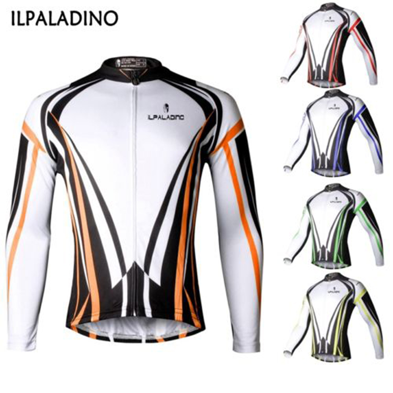 176 Hot cycling jerseysO Men Cycling Jersey Long Sleeve Bike Bicycle Top 5 Colors For Spring / AutumnCC15<br><br>Aliexpress