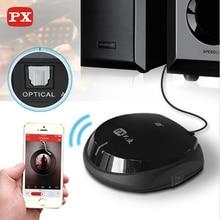 PX-1700 Bluetooth Receiver Aptx Audio Spdif 5.1 sound System Wireless Music Mini Hifi Adapter 3.5mm speaker Aux Rca Jack 4.0