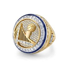 2017 golden state the warriors dropshipping Basketball Championship Ring official 2016 warriors ring Durant/curry Size 6-15(China)