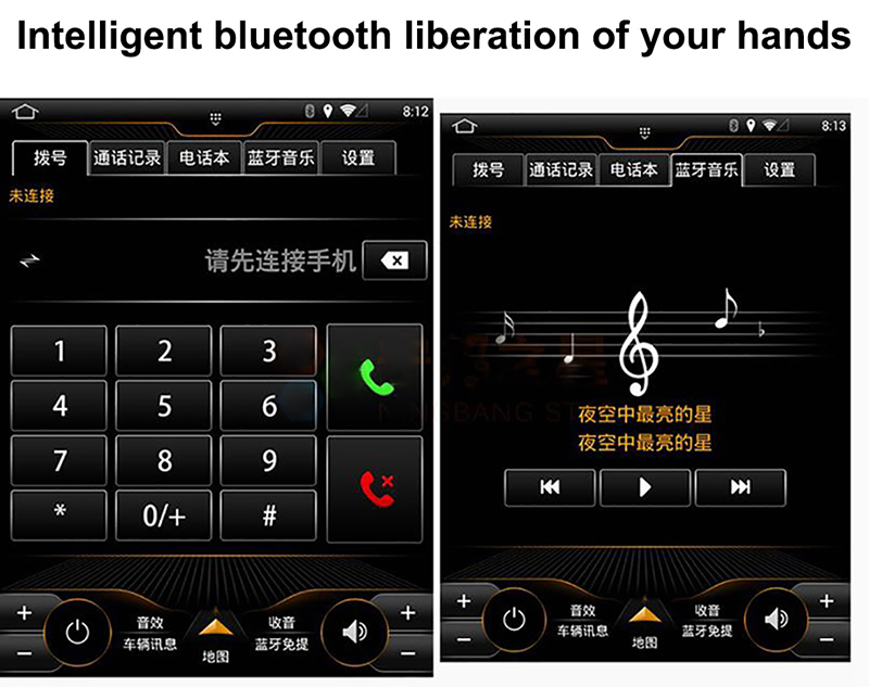LiisLee Car Multimedia GPS Audio Hi-Fi Radio Stereo For Porsche Cayenne 92A 2011~2017 Original PCM3.1 Style Navigation NAVI (4)