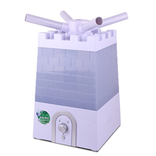 Industrial Commercial Household Ultrasonic Mist Maker Fogger Humidifier Greenhouse Aeromist Hydroponics Large Capacity