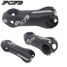 Buy 2017 FCFB 31.8 Bicycle Stem Carbon Stem Bike Road MTB 6 Degree Carbon Cycling Stems UD 70/80/90/100/110/120/130 mm road parts for $20.46 in AliExpress store