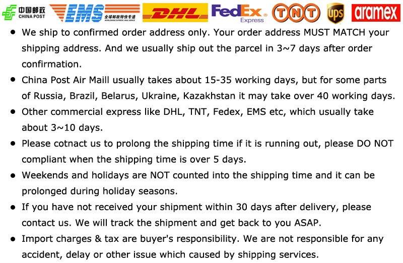 4.shipping detail