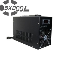 SXDOOL fish tank cycle refrigerator chiller heat exchange electronic refrigerator 200W