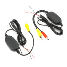 2.4G WIRELESS Module Adapter Car Transmitter Receiver Kit For Car Reverse Backup Rear View Camera for BMW Ford VW Opel
