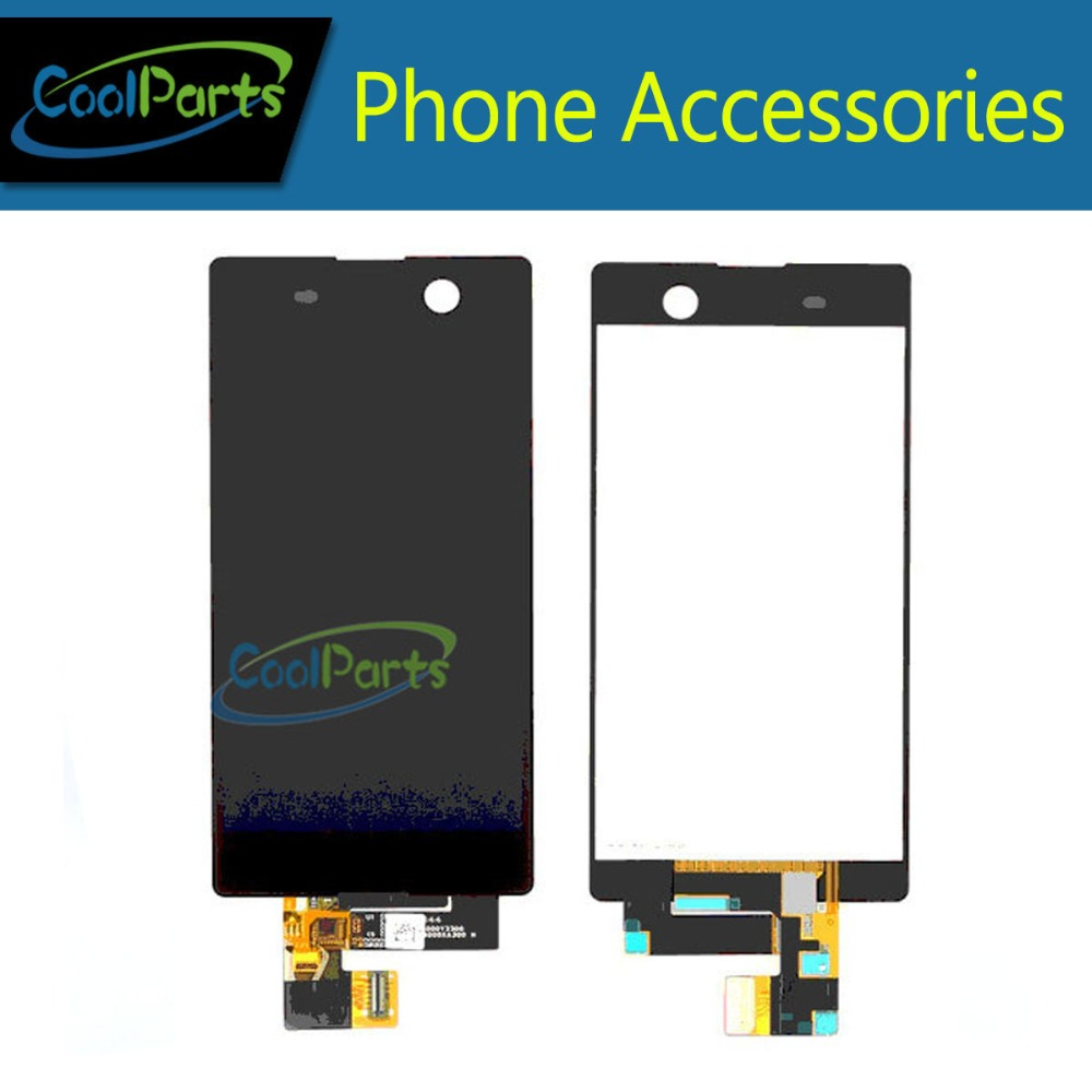 1PC/Lot Black Color High Quality For Sony M5 LCD Display Touch Screen Digitizer Assembly Free Shipping<br><br>Aliexpress