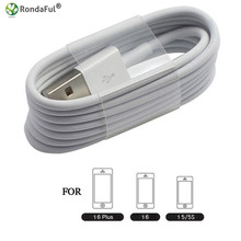 Rondaful 8pin micro usb Cable iPhone 5s 5 6 6s plus iPad ios 7 8 9 Dual USB Charging - RDF Tech Store store