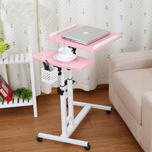 SUFEILE 1PC New arrival fashionable multi-function folding Table computer desk can be folded SY21D5