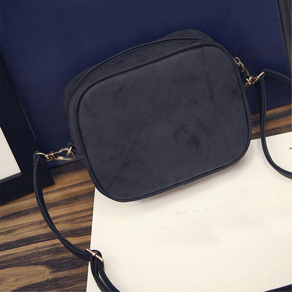 Ulrica 2016 New Arrival Women Top Faux Leather Shoulder Messenger Cross Body Tote 5 available Color Bags For Young Girl<br><br>Aliexpress