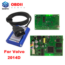For VOLVO Dice Pro With Full Chip 2014D Super Vida DICE PRO OBD OBD2 Diagnostic Tool 2014D Vida DICE With HIgh Quality