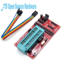 PIC microcontroller / minimum system board / development board / universal programmer seat ICD2 kit2 KIT3 FOR PICKIT 2 PICKIT3
