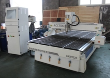 mach3 USB water cooled 3.0kw spindle wood design machine