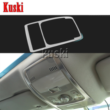 Buy Car Interior Dome Reading Lights Decoration Frame Cover Trim Audi A4 B8 2008 2009 2010 2011 2012 2013 2014 2015 Accessories for $23.00 in AliExpress store