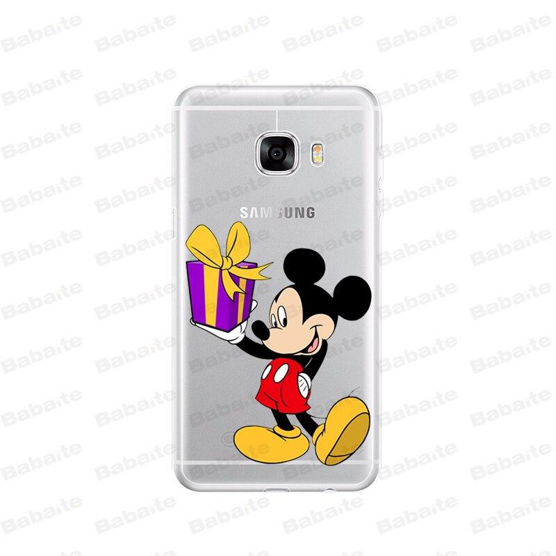 Cartoon Mickey Minnie Mouse