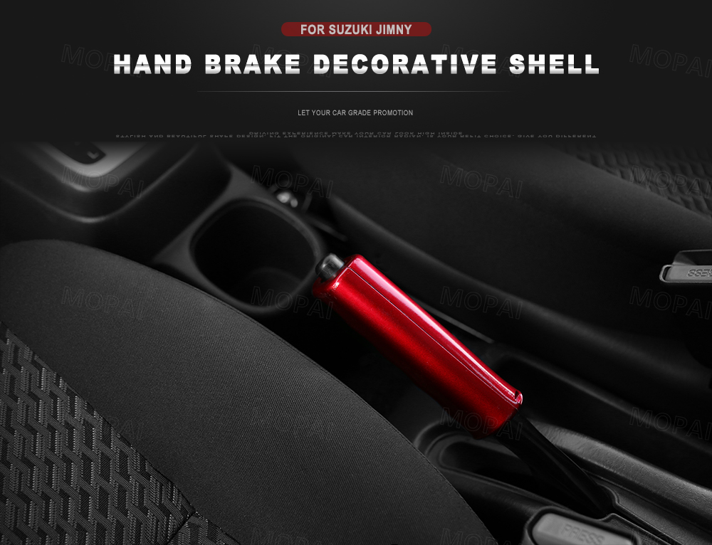 gear shift lever handbrake decoration cover