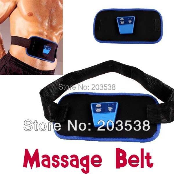 Dropshipping AB Gymnic Electronic Muscle Arm leg Waist Massage Belt Body Building Belt<br><br>Aliexpress