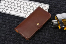 Strap Hand Genuine Cow Leather Mobile Phone Case For LG G Pro 2/G Pro Lite/G Flex2/G Vista D631/G Stylo (CDMA),ZOPO Colo S5.5(China)