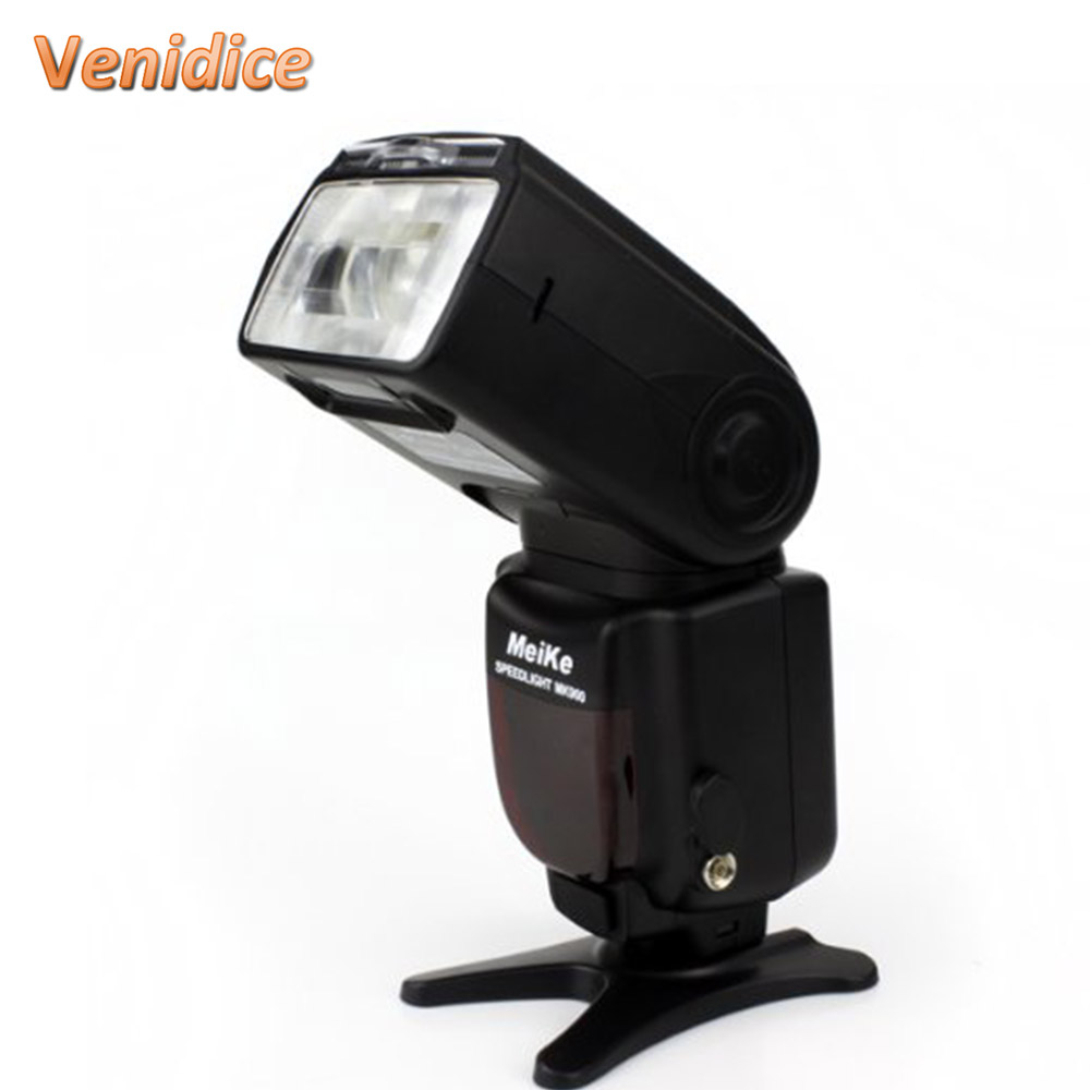 Meike MK-900 TTL i-TTL LCD Flash Speedlite for Nikon D750 D7100 D7000 D5100 D5200 D800 D600 D300<br><br>Aliexpress