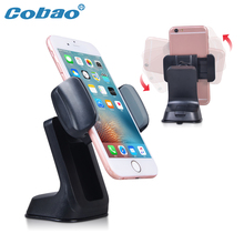Car cellphone holder Auto sticky sucker Stand for iphone 5 5s 6 6s 7 Car Windshield dashboard Universal holder for gps xiaomi lg