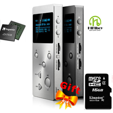 2016 New X3 Professional Lossless Music MP3 HIFI Music Player with HD OLED Screen Support APE/FLAC/ALAC/WAV/WMA/OGG/MP3