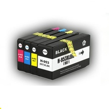 Newest Product  Inkjet Cartridge for HP952 XL  Ink Cartridge  for  Officejet Pro 8710 8720 8724 8746 8747 8210 8200 8744 etc.