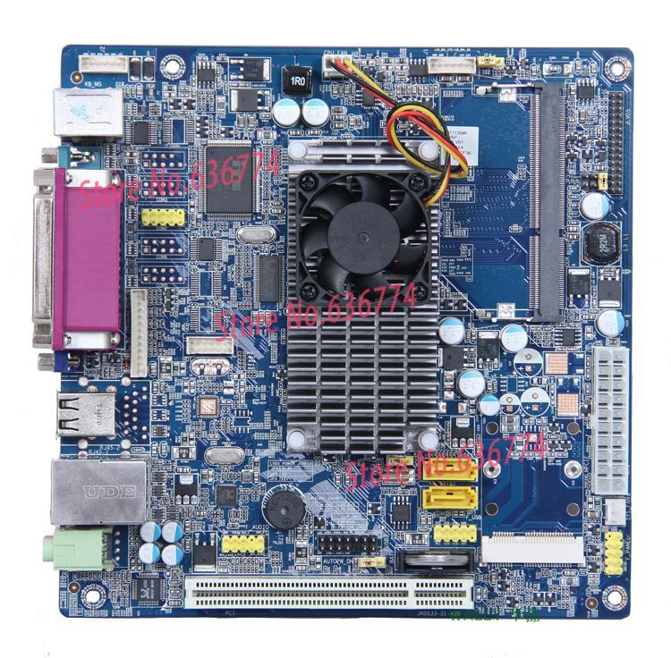 WALL-D525S 2COM ITX motherboard mini computer embedded mainboard small host board<br><br>Aliexpress