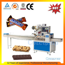 Plastic Pillow bag Chocolate Packaging Machine(China)