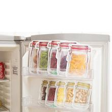 1Set 150ml 500ml Storage Zipper Bag Food Snack Clip Grip Coffee Plastic Clear Ziplock Reclosable Clothing Packing Storage Bag(China)