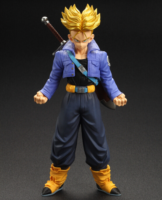 Dragon Ball DBZ Action Figure MSP Super Saiyan Trunks DXF Figure Dragon Ball Chinese Version<br><br>Aliexpress