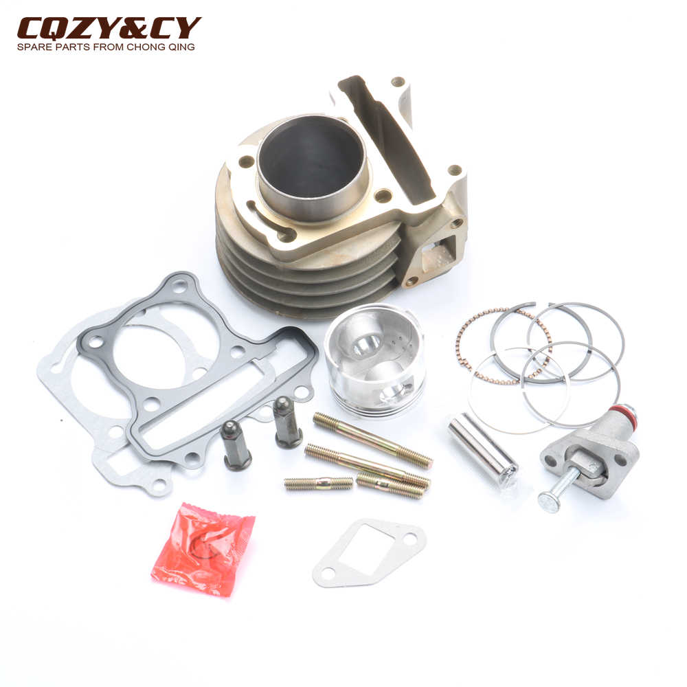 031d7b946 Detail Feedback Questions about 47mm 80cc big bore Cylinder Set for SYM  Symply   Orbit 50 (4 Stroke) Fiddle II 50 (4 Stroke) on Aliexpress.com