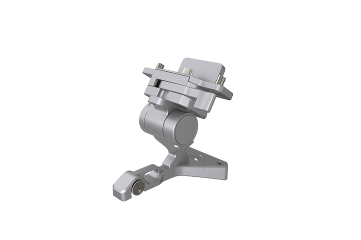CrystalSky Remote Controller Mounting Bracket for DJI Phantom 4 Series Phantom 3 Professional/Advanced for Inspire Series