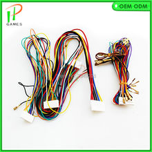 Wire harness for Mario Game PCB Slot Game Board for Casino Game Machine connection push button