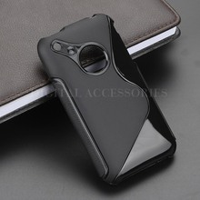 8 Color S Line Gel TPU Slim Soft Anti Skiding Case Back Cover For Apple iphone 3G 3GS Mobile Phone Rubber silicone Bag