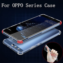 MLLSE Anti-knock Clear Soft Silicon TPU Phone Case For OPPO R9 R9S F3 R10 F1 Plus A39 A37 A59 F1S A57 Neo 9 Protective Skin case(China)