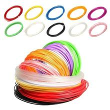 5M 3D Printer Filament 1.75mm PLA 3D Printer Filaments plastic Rubber Consumables Material 1pc
