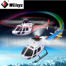 1 set WLtoys V931 6CH Flybarless Helicopter 2.4GHz 3-Blades Brushless Motor RTF AS350 Scale RC Helicopter