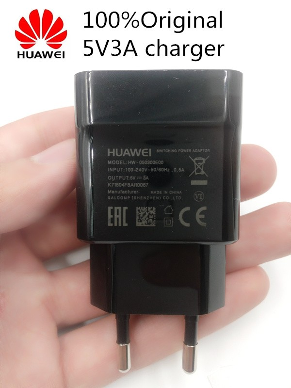 Original Fast charger Huawei for Nexus 5X 6P P9 Honor 8 Googl 5V 3A USB wall