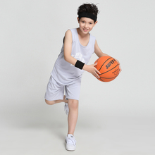 Boys Basketball Team Uniforms Breathable Jerseys Girls Blank Custom Design Jersey Kids Throwback Basketball Training Jerseys