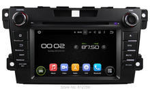 RK3188 Quad Core 1024*600 Android 5.1.1  Car DVD Player For Mazda CX7 CX-7 With WIFI 3G GPS Capacitive Car Stereo Car Radio Unit