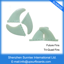 Surfboard Fin Future Tri-Quad Fins Hot Sale Surfing Fins Free Shipping Quilhas