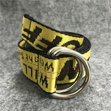 mens Belts Elastic luxury star nylon belt Fabric Unisex jeans fashion colorful designer belts for men yellow silver 130cm 200cm