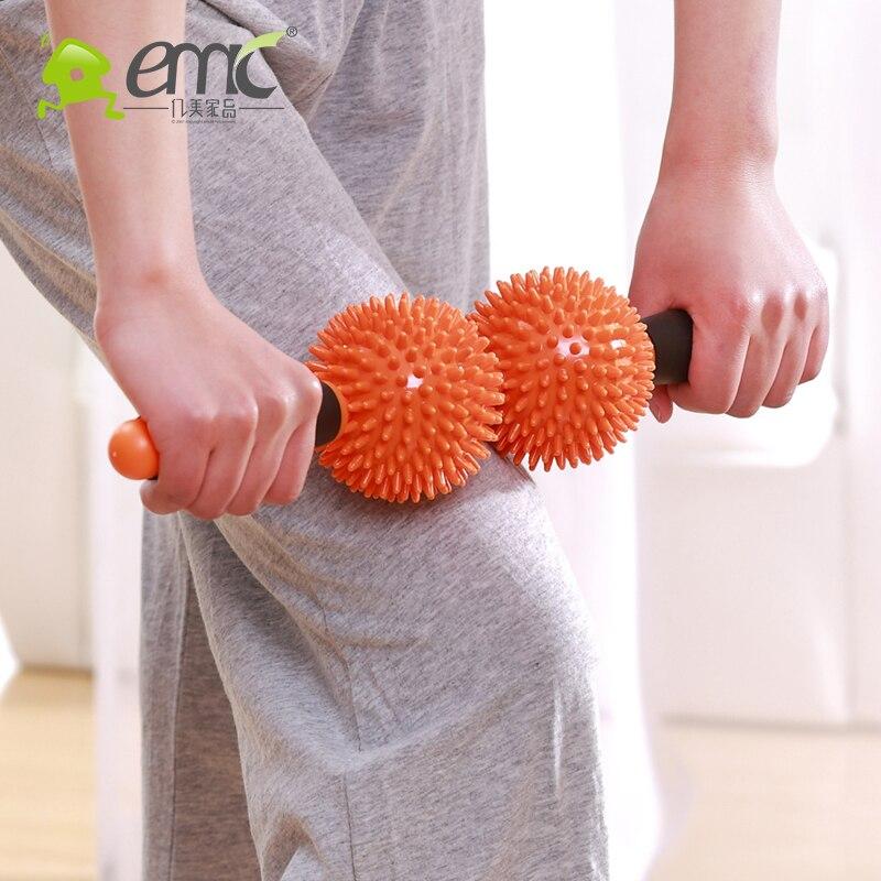 Massage Roller Fitness Massage Stick Meridian Health Care Back Massager Relaxation Massage Instrument<br><br>Aliexpress