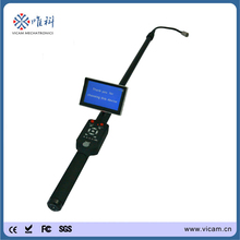 VICAM Inspection Camera telescopic pole inspection camera with max length up to 5m and flexible snake camera V5-TS1308D