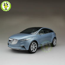 1:18 US GMC Buick Envision Suv Diecast SUV Car Model Blue