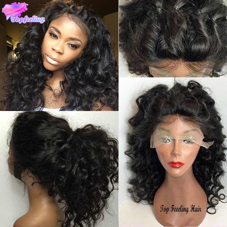 180 Density Full Lace Wig Glueless Full Lace Human Hair Wig&amp;Lace Front Human Hair Wigs For Black Women Brazilian Virgin Hair Wig<br><br>Aliexpress