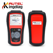 Autel AutoLink AL519 Auto Code Reader OBD II& CAN Scan Tool al 519 Retrieves generic Turns off Check Engine Light free update(China)