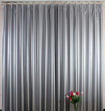 1.5m wide ,silver shading washable waterproof sunscreen insulation curtain cloth washing machine cover fabrics 028