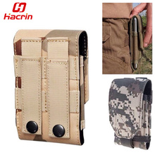 DOOGEE S60 Case Belt Hook Loop Holster Waist Pouch Outdoor Phone Bag <=5.5inch For AGM A8 S30 Ulefone Armor 2(China)