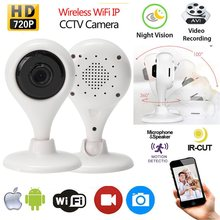 Buy HD 720P Smart Wireless Remote WIFI IP CCTV Camera Outdoor Security Network Night Vision Surveillance Camera Baby Montors for $20.30 in AliExpress store